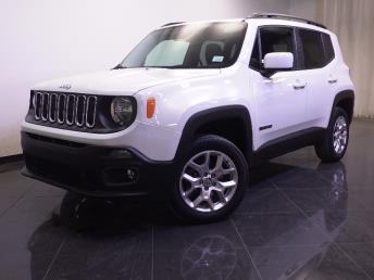 2016 Jeep Renegade Latitude - 1240027419