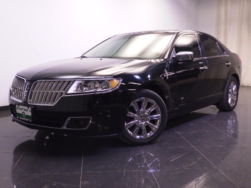 2012 Lincoln MKZ  - 1240027425