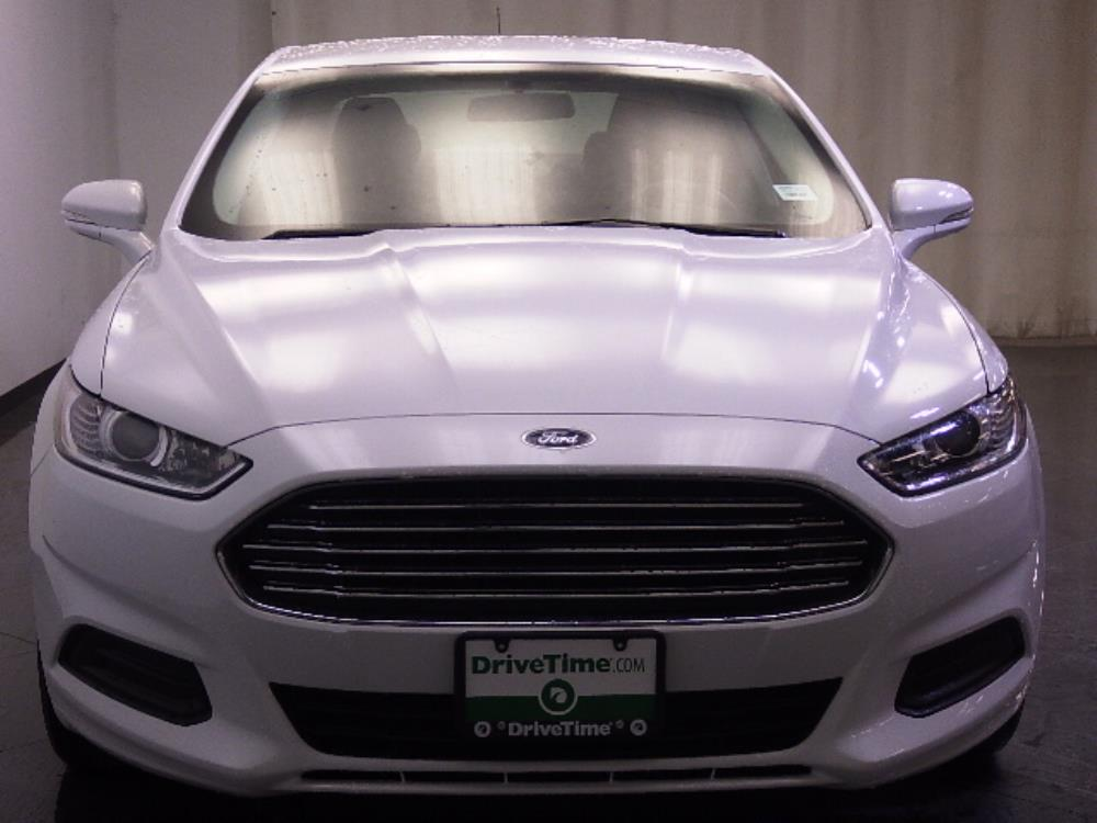 2016 Ford Fusion SE - 1240027469