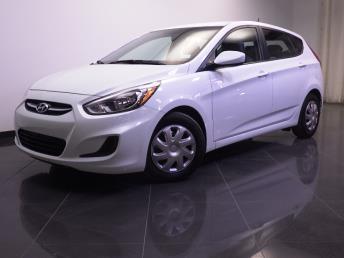 2015 Hyundai Accent GS - 1240027559