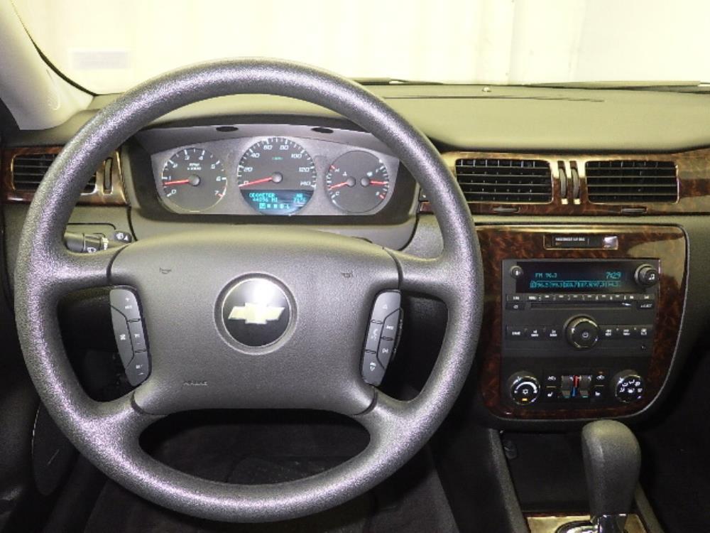 2016 Chevrolet Impala Limited LTZ - 1240027570