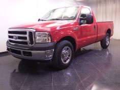 2006 Ford F250 Super Duty Regular Cab XL 8 ft