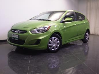 2014 Hyundai Accent GS - 1240027657