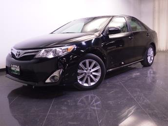 2014 Toyota Camry XLE - 1240027672
