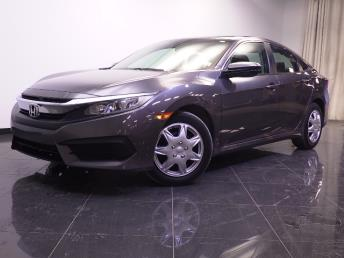 2016 Honda Civic - 1240027748
