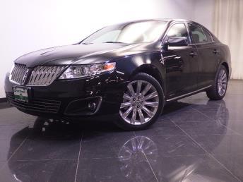 2009 Lincoln MKS  - 1240027757