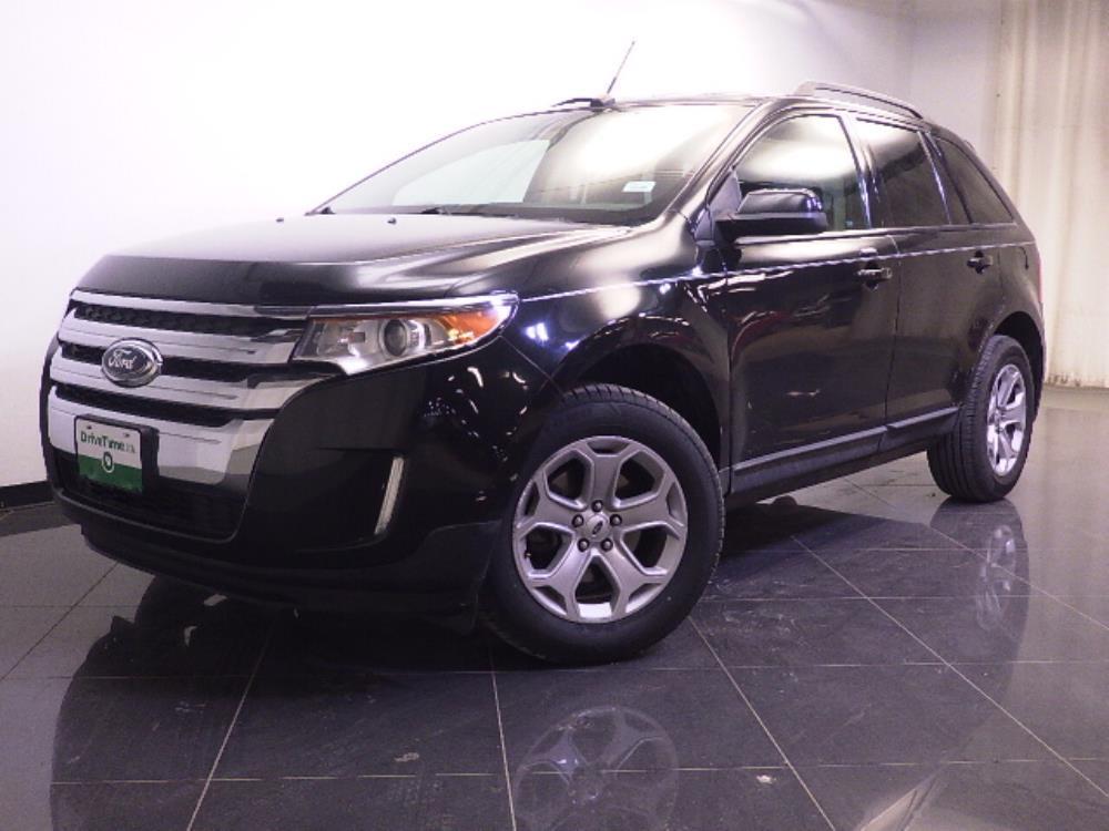 2012 Ford Edge SEL - 1240027806