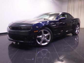 Used 2015 Chevrolet Camaro