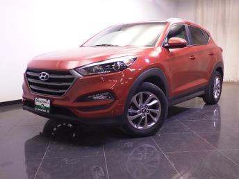 Used 2016 Hyundai Tucson