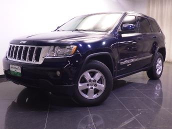 Used 2012 Jeep Grand Cherokee