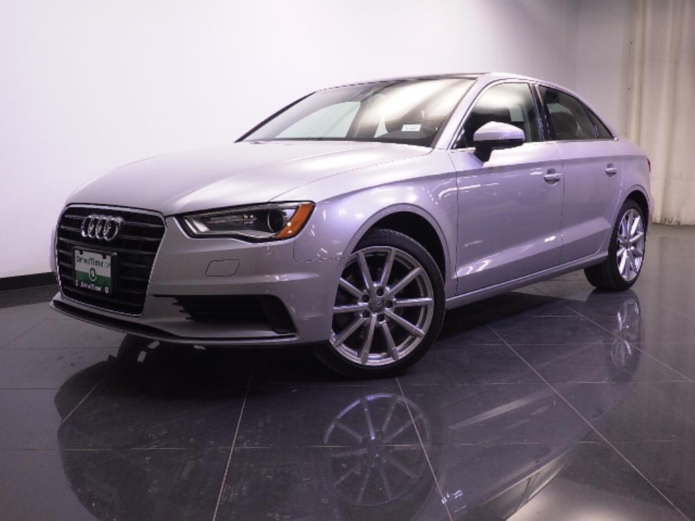 2015 audi a3 1 8t premium plus for sale in nashville. Black Bedroom Furniture Sets. Home Design Ideas