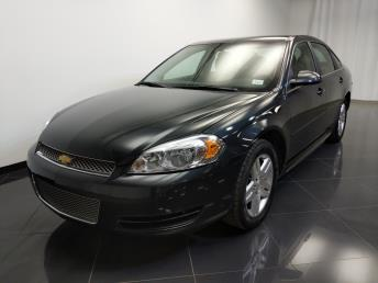2016 Chevrolet Impala Limited LT - 1240028140