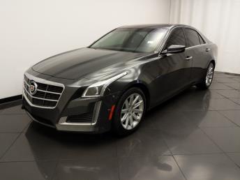 2014 Cadillac CTS 2.0 - 1240028168