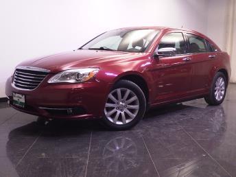 2014 Chrysler 200 Limited - 1240028197
