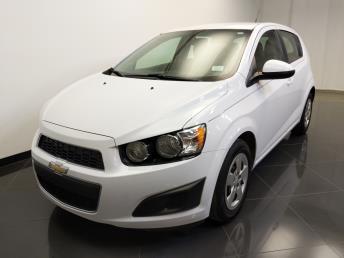 2014 Chevrolet Sonic LS - 1240028265