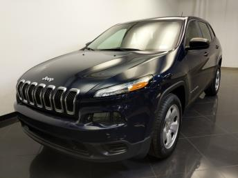 Used 2015 Jeep Cherokee