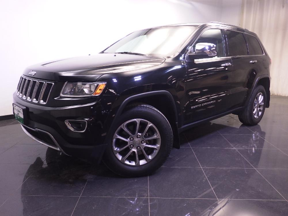 2014 Jeep Grand Cherokee Limited - 1240028305