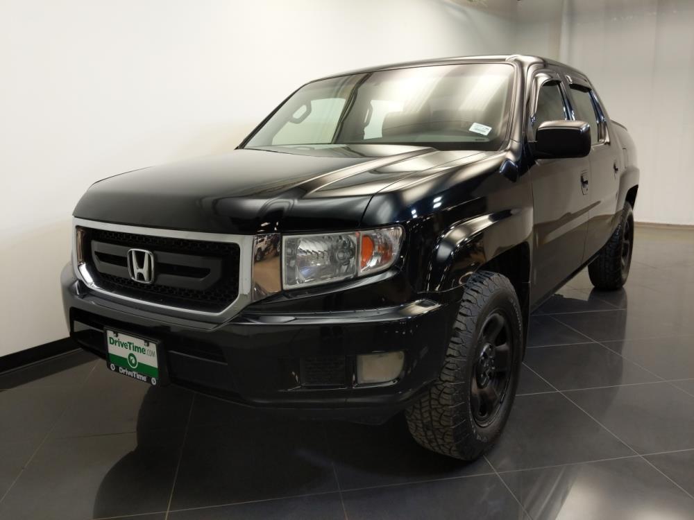 2009 Honda Ridgeline RT 5 ft - 1240028312