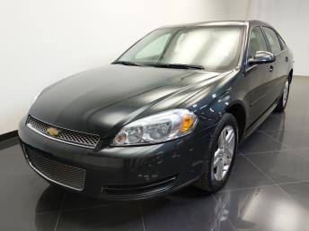 2016 Chevrolet Impala Limited LT - 1240028325