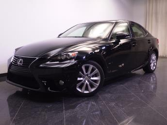 2014 Lexus IS 250  - 1240028367