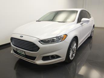 2013 Ford Fusion SE - 1240028439