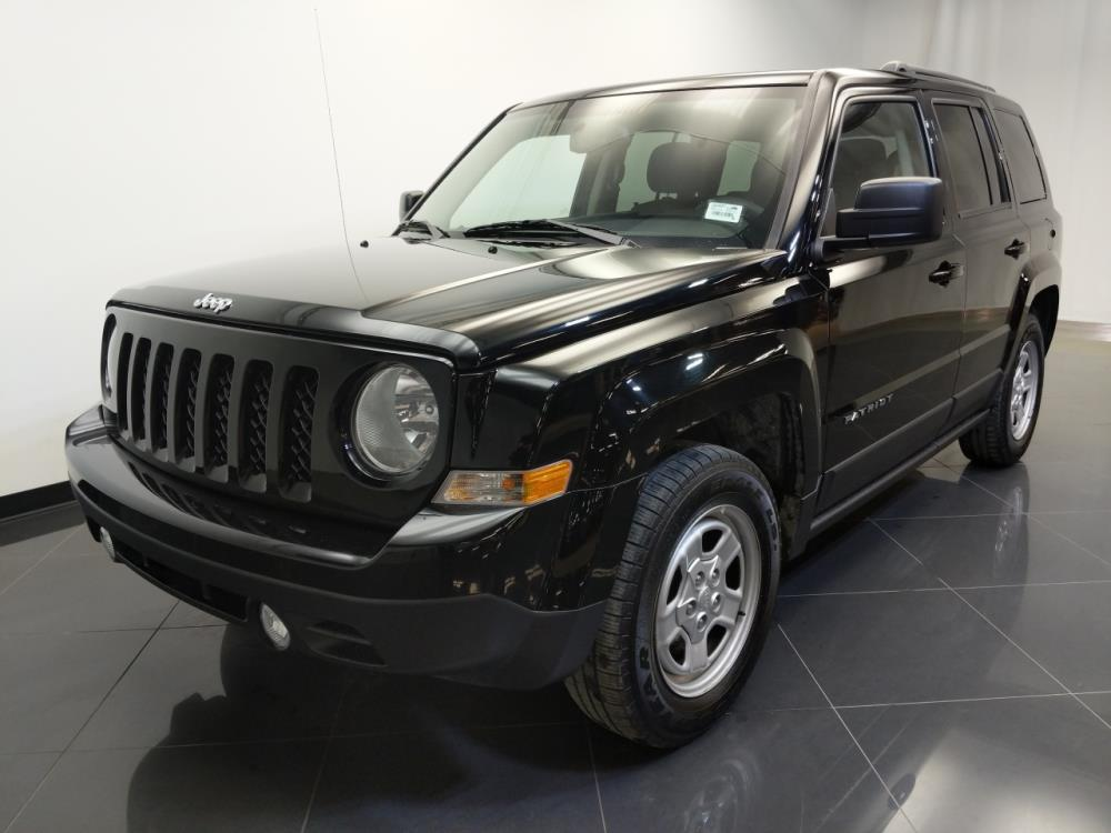 2017 jeep patriot sport for sale in lexington 1240028547 drivetime. Black Bedroom Furniture Sets. Home Design Ideas