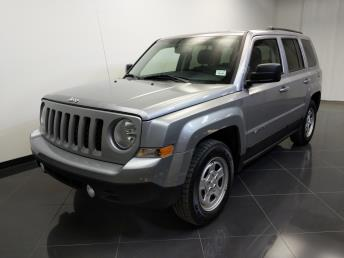 2017 Jeep Patriot Sport - 1240028548