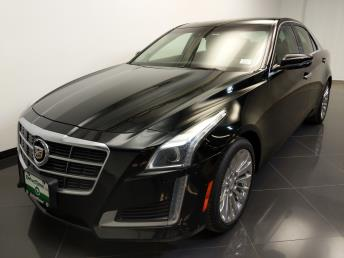 2014 Cadillac CTS 2.0 Luxury Collection - 1240028613