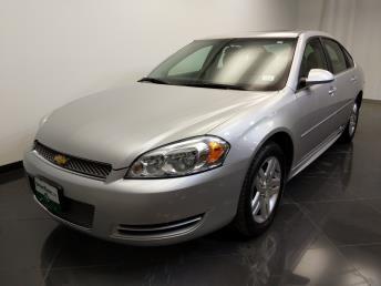 2015 Chevrolet Impala Limited LT - 1240028619
