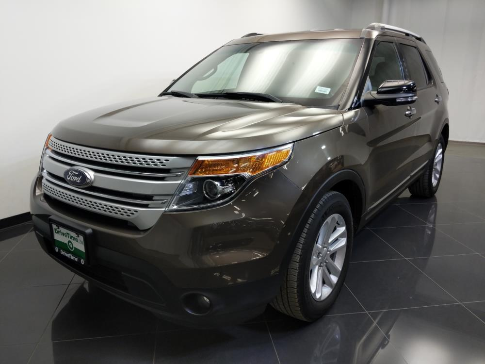 2015 Ford Explorer XLT - 1240028623