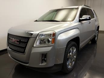 Used 2010 GMC Terrain