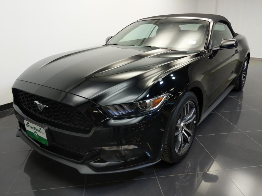 2017 Ford Mustang EcoBoost Premium - 1240028720