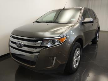 2013 Ford Edge SEL - 1240028729