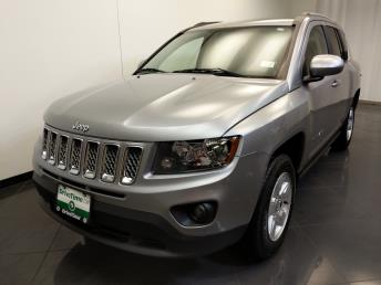 2016 Jeep Compass Latitude - 1240028751