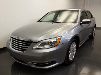 2014 Chrysler 200 Touring - 1240028763