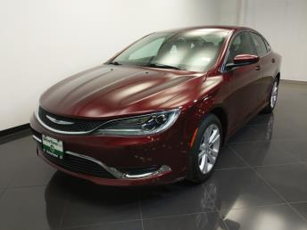 2016 Chrysler 200 Limited - 1240028777