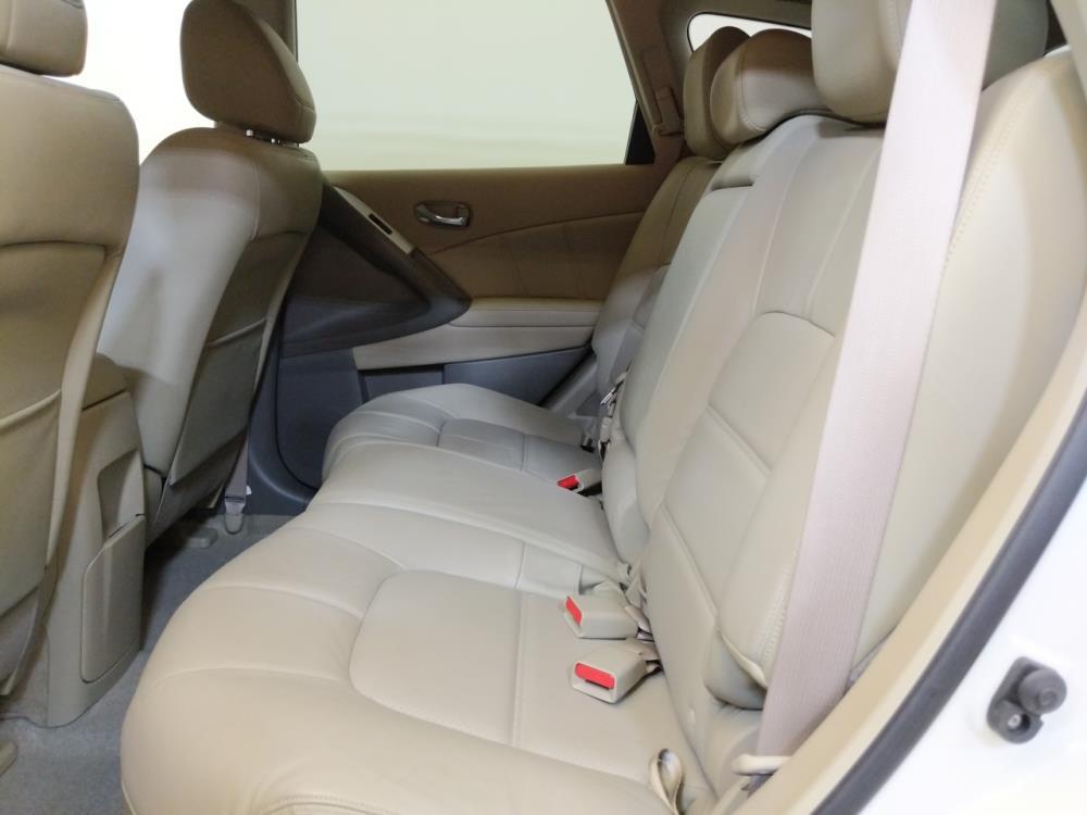 2014 Nissan Murano SL - 1240028797