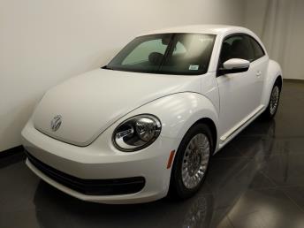 Used 2013 Volkswagen Beetle