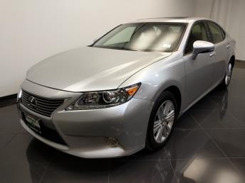 2014 Lexus ES 350  - 1240029007