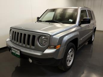 2017 Jeep Patriot Sport - 1240029019