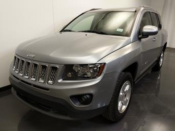 2016 Jeep Compass Latitude - 1240029035