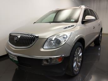 2012 Buick Enclave Premium - 1240029107