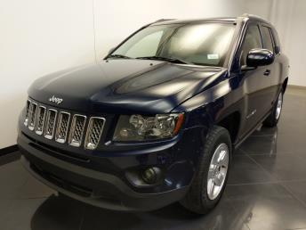 2016 Jeep Compass Latitude - 1240029114