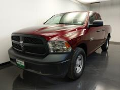 2017 Ram 1500 Quad Cab Tradesman 6.3 ft