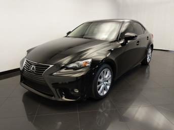 2015 Lexus IS 250  - 1240029173