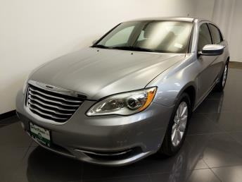 2013 Chrysler 200 Touring - 1240029192