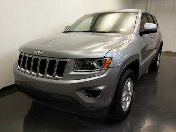 2015 Jeep Grand Cherokee Laredo - 1240029252