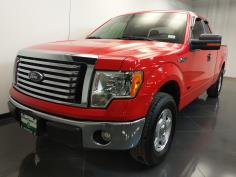 2011 Ford F-150 Super Cab XLT 8 ft