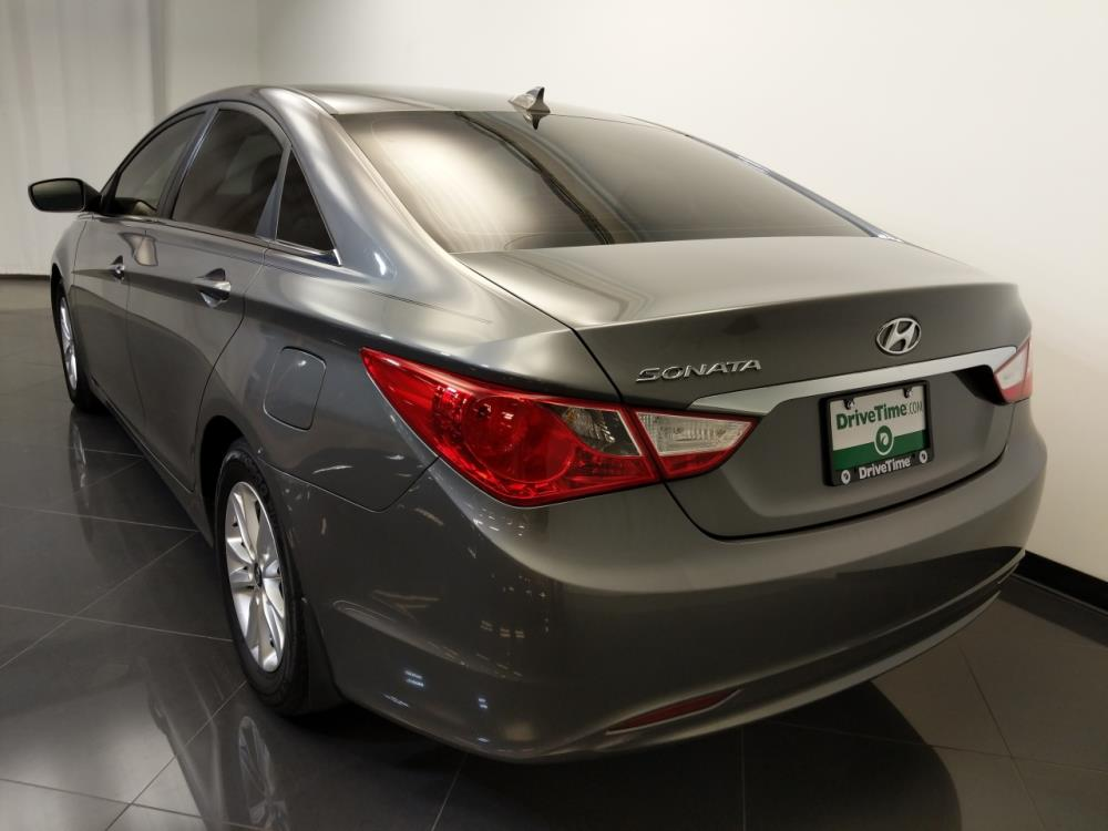 2013 hyundai sonata gls for sale in knoxville 1240029280 drivetime. Black Bedroom Furniture Sets. Home Design Ideas