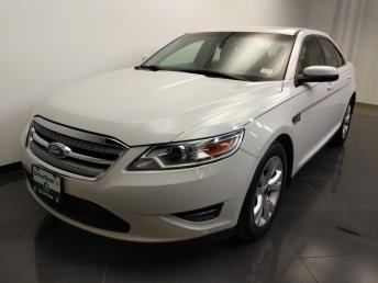 Used 2012 Ford Taurus